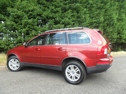 Volvo XC90 2.4 D5 (200) SE 5dr Geartronic