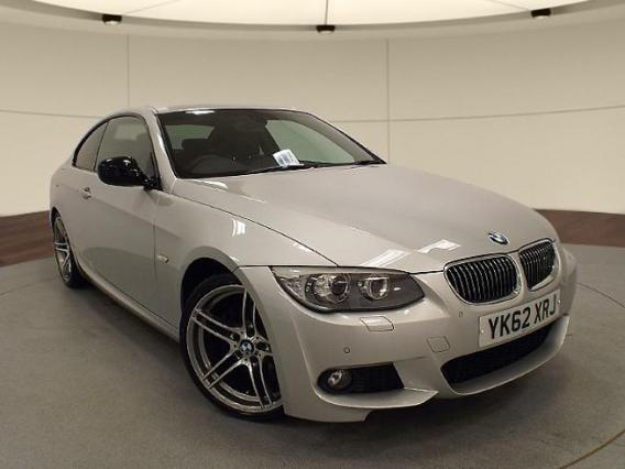 BMW 320D SPORT PLUS EDITION AUTO