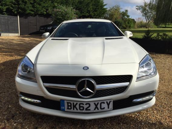 MERCEDES-BENZ SLK250 CDI BLUEEFFICIENCY AUTO
