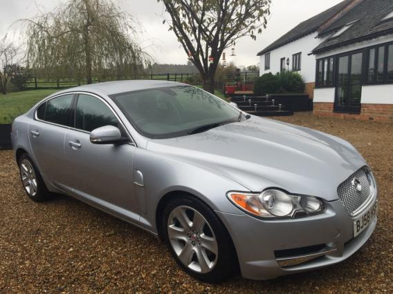 JAGUAR XF PREMIUM LUXURY D V6 A