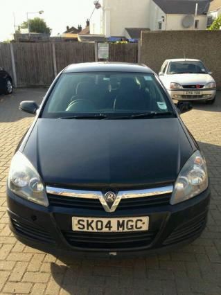 VAUXHALL ASTRA CLUB TWINPORT S-A