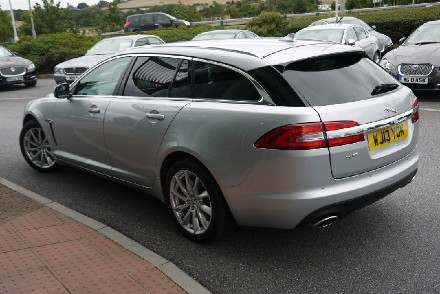 JAGUAR 3.0d V6 Luxury 5dr Auto