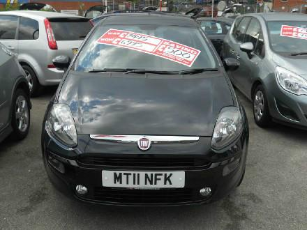 Fiat Punto Evo 1.2 MyLife 3dr