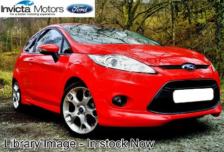 FORD FORD DIRECT 1.6 Zetec S 3dr
