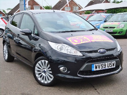 FORD 1.4 Titanium 5dr with Digital
