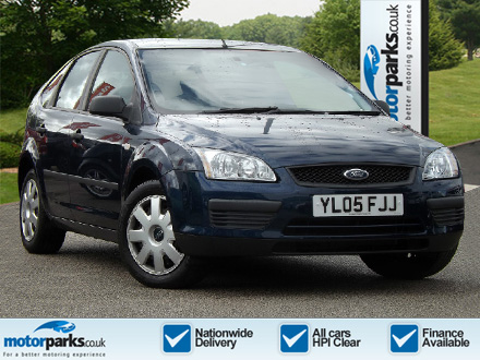 FORD 1.6 LX 5dr Auto