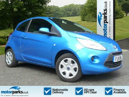FORD 1.2 Edge 3dr (Start/Stop) Hatc