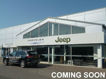 JEEP 2.0 CRD Limited 5dr