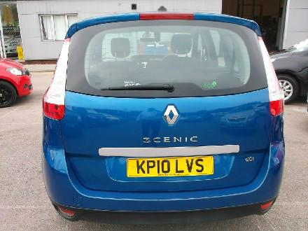 Renault Grand Scenic 1.5 dCi Dynamique TomTom 5dr