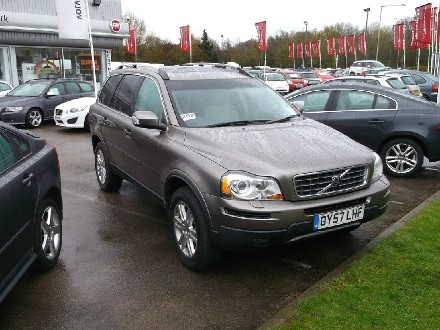 VOLVO 2.4 D5 SE Lux 5dr Geartronic