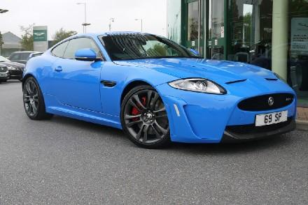 JAGUAR 5.0 Supercharged V8 R-S 2dr Au